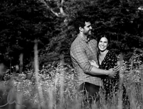 Countryside Pre-Wedding Photography – James & Maddy